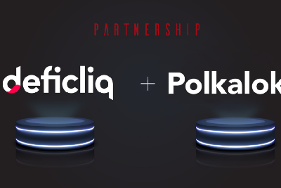 DefiCliq officially announces its partnership with Polkalokr.
