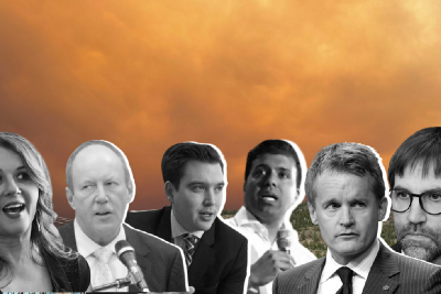 7 Climate Delayers and Deniers we can defeat by supporting Climate Champions in this election
