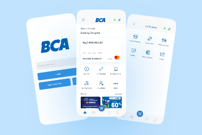 Redesigning BCA Mobile App—a UX Case Study