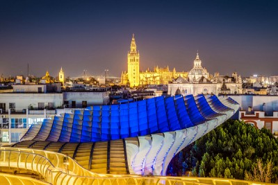 Sevilla, the city with a special colour