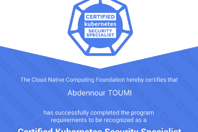 Security in Cloud native with CKS—My Review