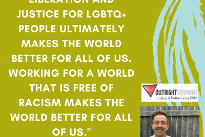 Celebrating Joy and Working Towards Liberation (Interview with Outright Vermont's Dana Kaplan Part…