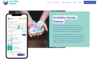 Designing For Invisible Hands