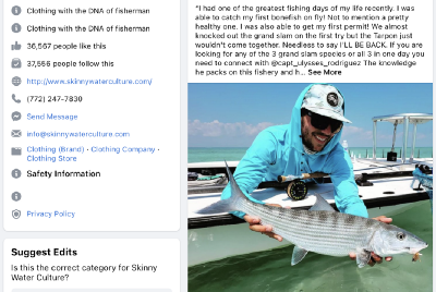 7 Fishing Facebook Pages You May Not Know Yet