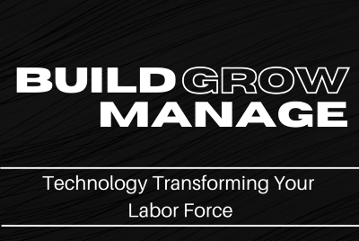 The Labor Age of Technology—Transform Your Labor Force