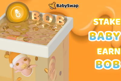 BOB is in Pool with BabySwap!