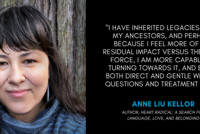 Exposure and Belonging: A Conversation with Anne Liu Kellor