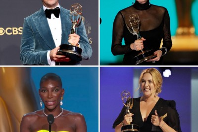 Rants and Raves from the 73rd Primetime Emmy Awards