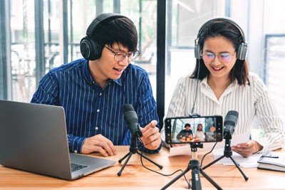 Sound Ideas For Podcasters (University of Melbourne)