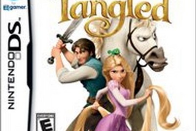 Into the Vault: Tangled (Nintendo DS)