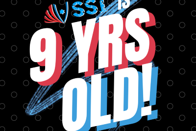 SSI is 9 Years Old!