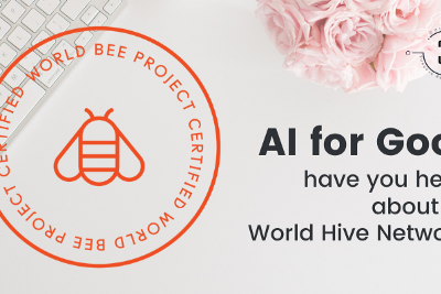 AI for good—have you heard about the World Hive Network?