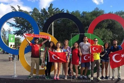 RIO 2016—Volunteering Experience in Olympic & Paralympic Games