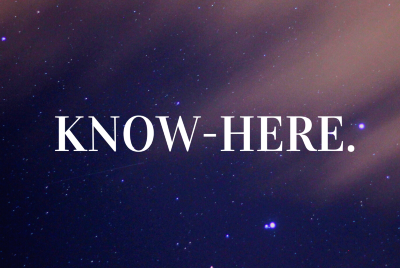 #4—Know-Here.
