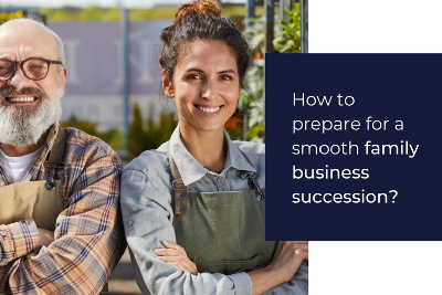 How to Prepare for a Smooth Family Business Succession