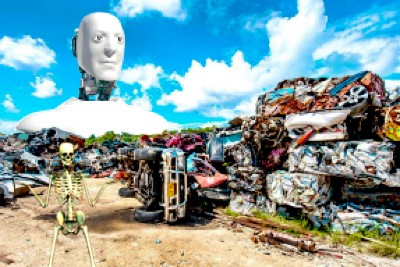 The hope of the digital wasteland…