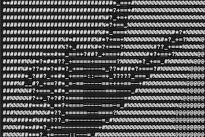 Doing networked video ASCII art in Python