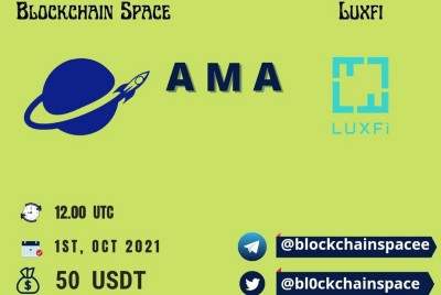 Recap of the LuxFi AMA with Blockchain Space