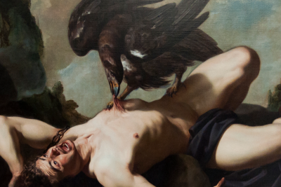 I, Prometheus, Donate My Liver Every Day to an Eagle in Need out of the Goodness of my Own Heart