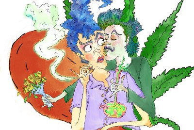 Your Casual Hookup Or Your Hookup For Weed?