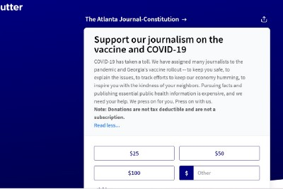 Could the Atlanta Journal-Constitution go Nonprofit?