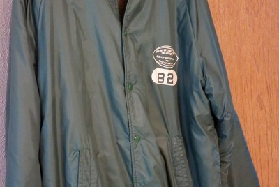 Souvenirs Tell Stories—Part 12: My Old Football Jacket