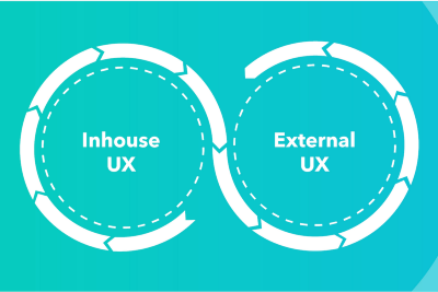 A manager's question: What is better? Outsourcing UX or in-house UX