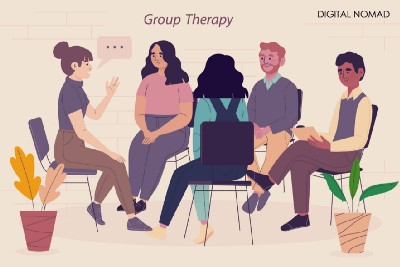 """Therapy is for people with """"serious"""" issues"""