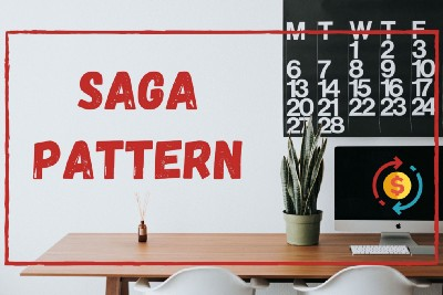 Using Saga Pattern in Microservices