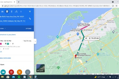 My Experiences and General Analysis and Commentary on the EMTA (Erie Metropolitan Transit…