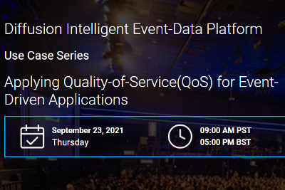 Webinar On Applying Quality-of-Service(QoS) for Event-Driven Applications