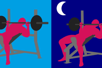 The Best Time of Day to Workout to Build Muscle and Strength