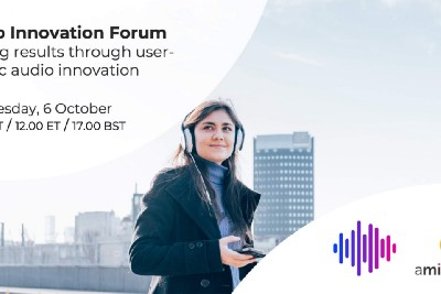 Instreamatic Partners with A Million Ads to run Audio Innovation Forum