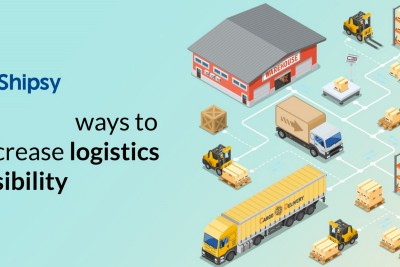 3 Proven ways to increase logistics visibility