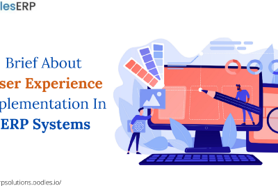 Brief About User Experience Implementation In ERP Systems
