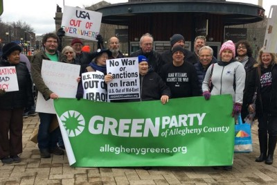 Green Party is the Only Progressive Alternative