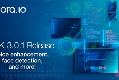 🎉 Agora.io SDK version 3.0.1: Voice enhancement, face detection, and more in this release! 🎉