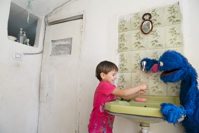 How the IRC and Sesame Workshop continue to reach refugee children during COVID-19