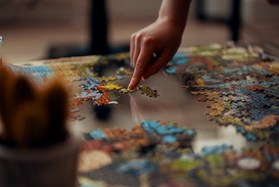 How Languages Are Like Jigsaw Puzzles