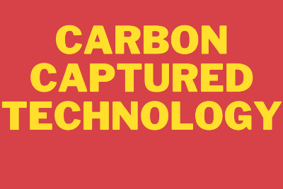 What is Carbon Captured Technology
