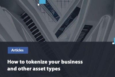✨ How to tokenize your business and other asset types?