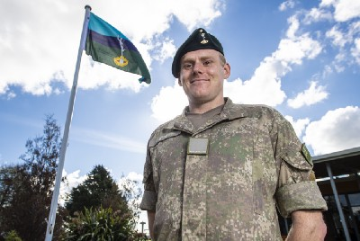 Leadership and life skills result in award for new soldier