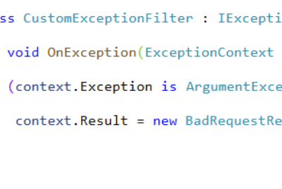 Centralize your.NET exception handling with filters