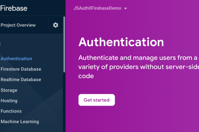 Incorporating Auth0 with a Firebase Backend