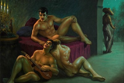 This Gay Artist Challenged Sexuality Norms Long Before We Could Imagine