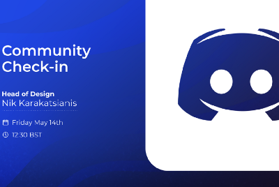 Join our community check-in session