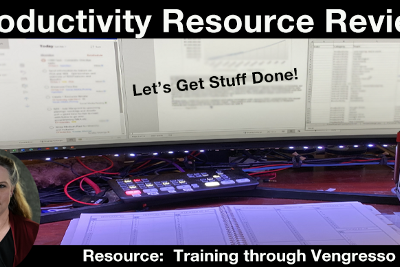 Resource Review: Learning with Vengresso