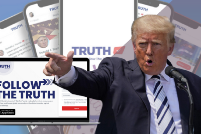 Why Trump's new Social Media Platform, ''Truth Social'' is actually good for all of us.