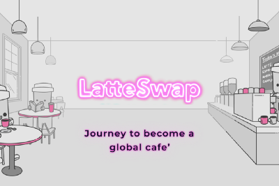Journey to Become a Global Cafe— LatteSwap Roadmap