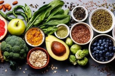 Fueling your body with right foods to stay healthy, fit and sexy at any age.